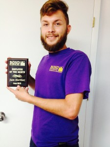 "Congratulations to the winner of the ""Employee of the Month"" contest for June 2015, Juan Martinez.   Juan has worked for the Clinic since 2014 and works in our Reception Department as a Patient Attendant. Congratulations!"