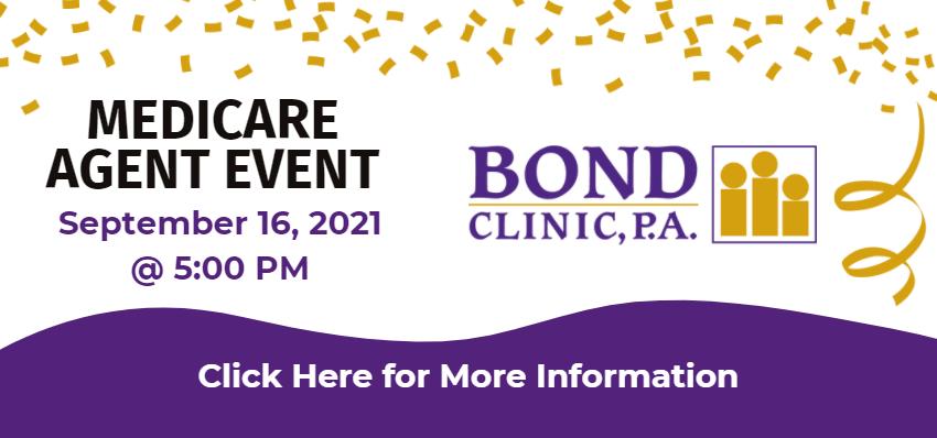 Medicare Agent Event - Website Slider