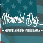 Memorial Day 2019 – Holiday Hours/Urgent Care Open