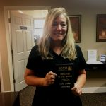 Employee of the Month – October 2017