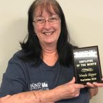 Employee of the Month – September 2019