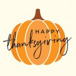 Thanksgiving Holiday Hours – 2019