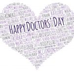Happy Doctors' Day to our Amazing Team